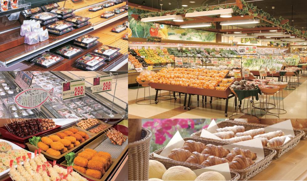 超市設備及配件