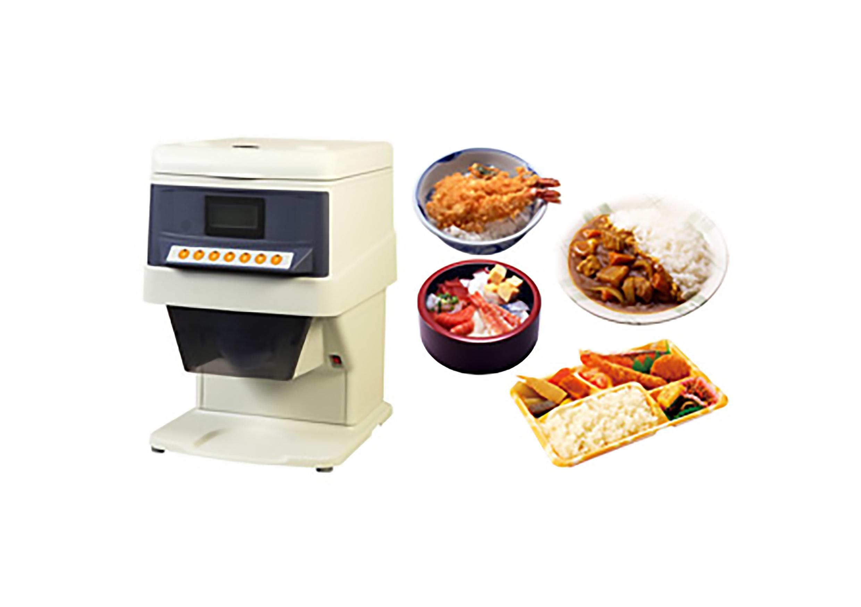 米飯計量機